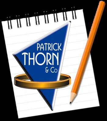 Patrick Thorn Logo
