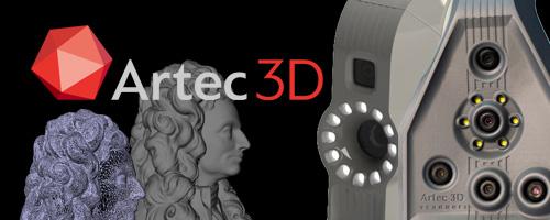 Artec 3D Scanners