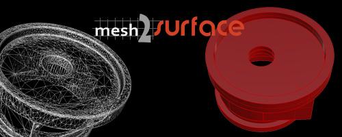 Mesh2Surface