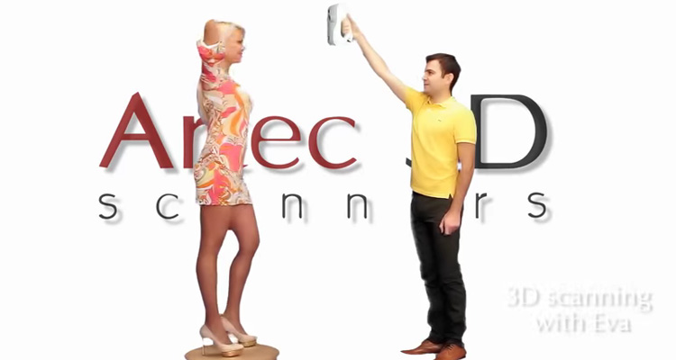 Artec Body Scanning