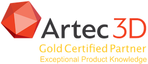Artec3D Gold Partner - Patrick Thorn