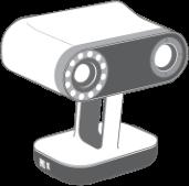 Artec Leo scanner