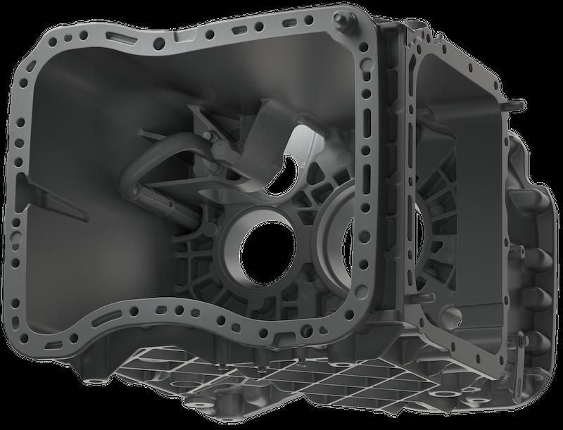 Artec Studio 15 gearbox